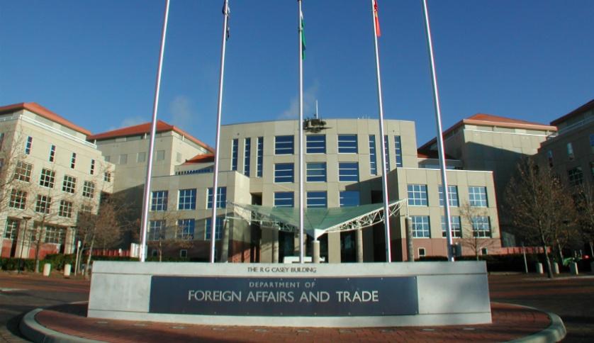 Ambasada Republike Srbije U Australiji